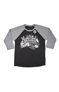 Universal Studios Monsters Raglan Adult T-Shirt