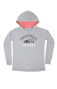 Universal Studios Orlando Ladies Hooded T-Shirt