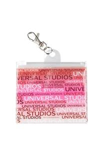 Universal Studios Pink Lanyard Pouch