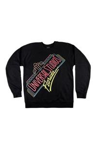 Universal Studios Retro Adult Crew Neck Sweatshirt