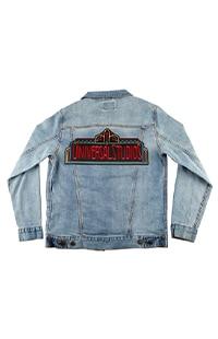 Universal Studios Retro Adult Denim Jacket