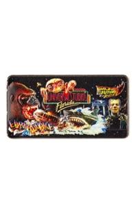 Universal Studios Retro Marquee Pin