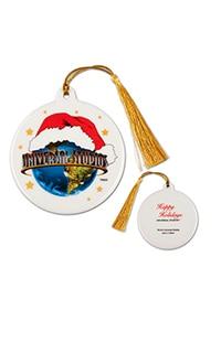 Universal Studios Santa Hat Ornament
