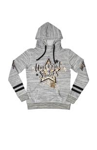 Universal Studios Star Ladies Hooded Sweatshirt