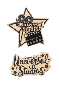 Universal Studios Star Magnet Set