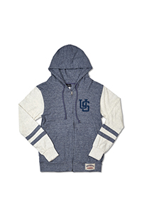 Universal Studios Varsity Adult Hooded Sweatshirt