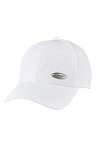 Universal Studios White Flock Logo Adult Cap