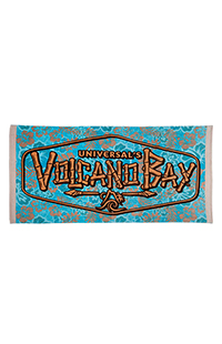 Volcano Bay Enchanted Waters Beach Towel